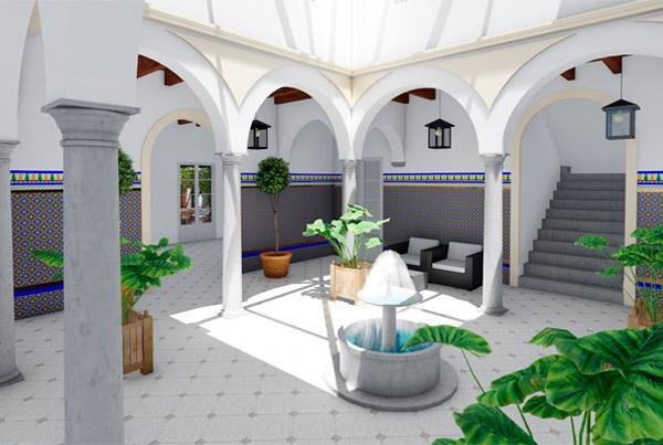 REFORMA EDIFICIO HOTEL SAN ROQUE