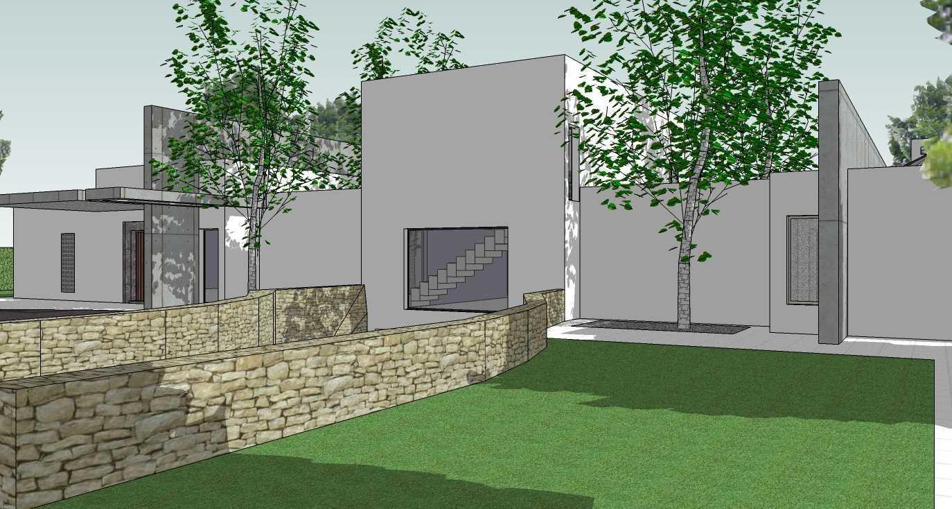 Proyecto de arquitectura para vivienda de uso familiar 16