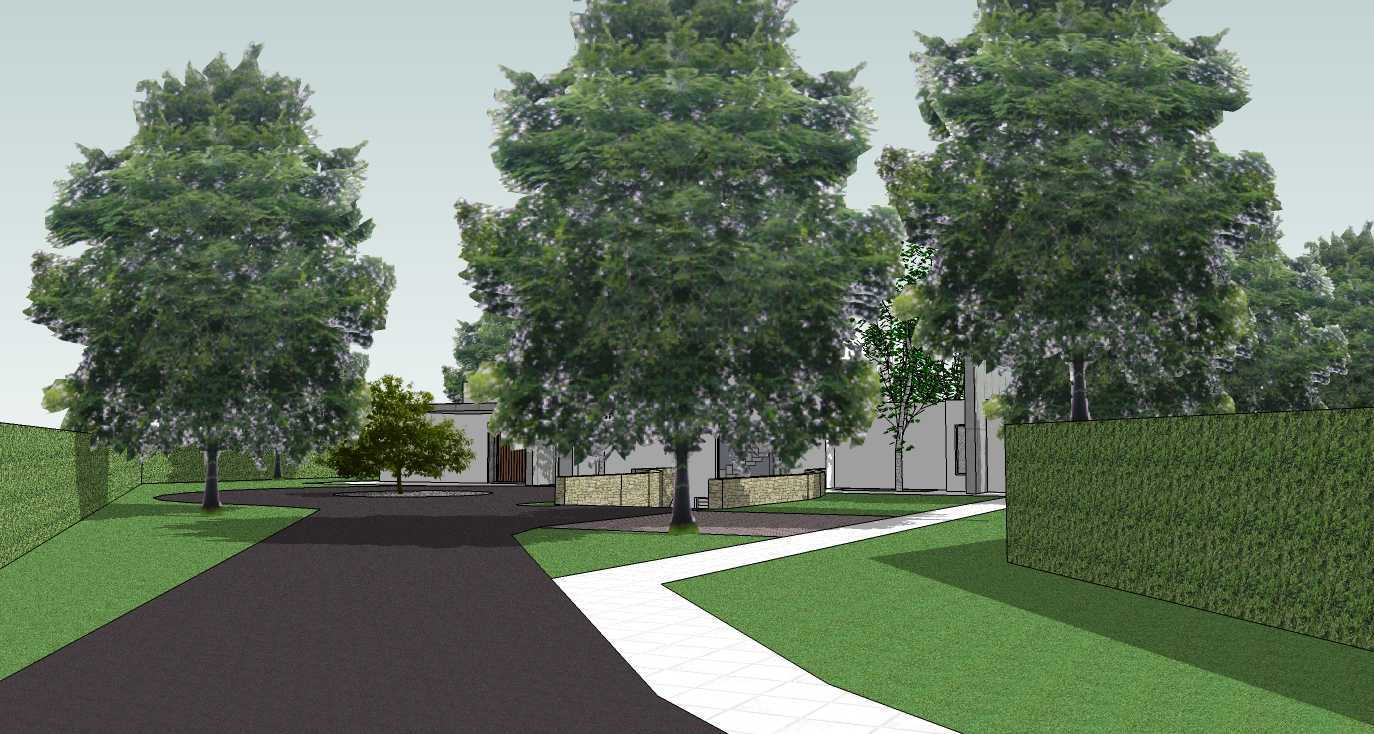Proyecto de arquitectura para vivienda de uso familiar 12
