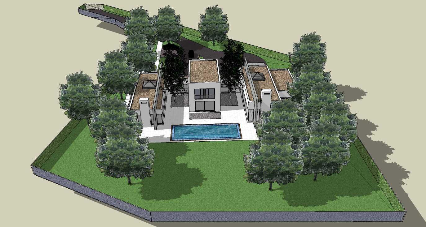 Proyecto de arquitectura para vivienda de uso familiar 7