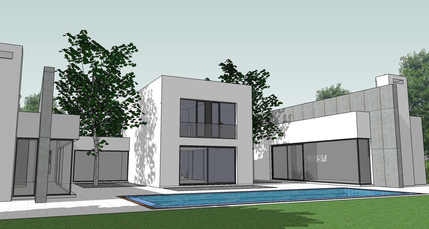 Proyecto de arquitectura para vivienda de uso familiar 6