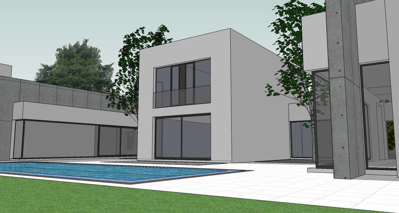 Proyecto de arquitectura para vivienda de uso familiar 5