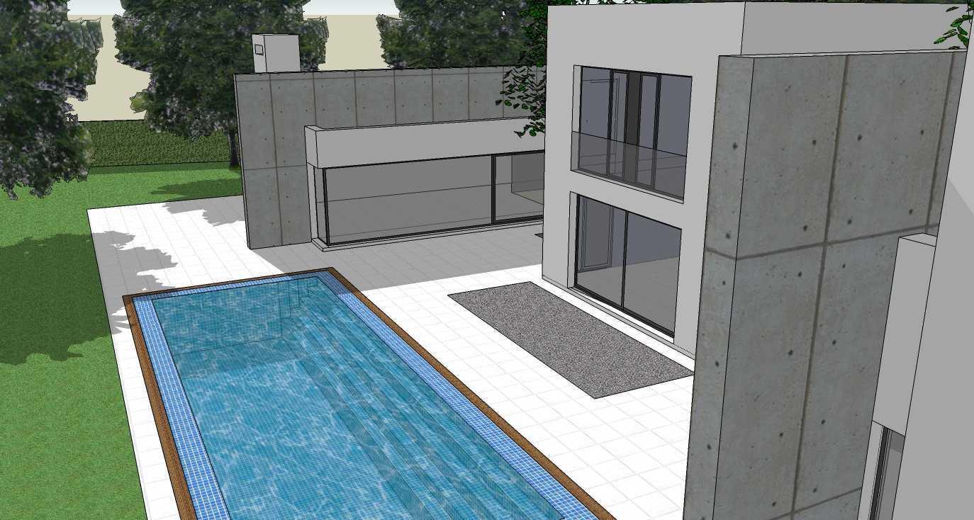 Proyecto de arquitectura para vivienda de uso familiar 4