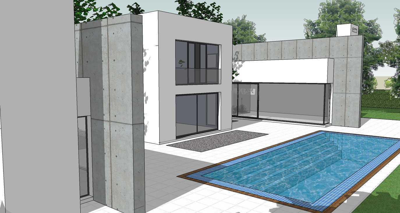 Proyecto de arquitectura para vivienda de uso familiar 3