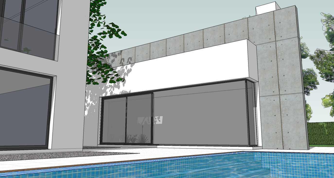 Proyecto de arquitectura para vivienda de uso familiar 2