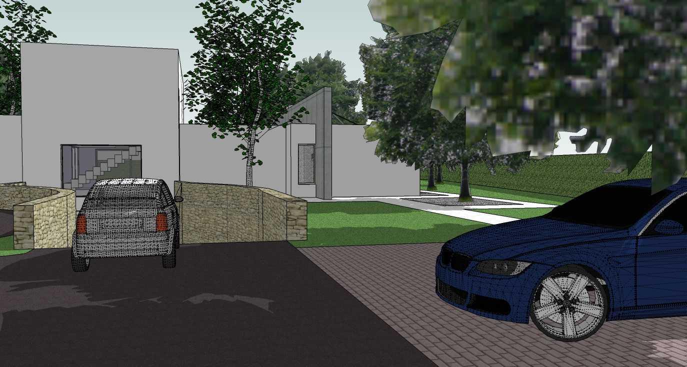 Proyecto de arquitectura para vivienda de uso familiar 9