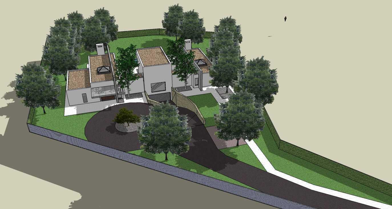 Proyecto de arquitectura para vivienda de uso familiar 13