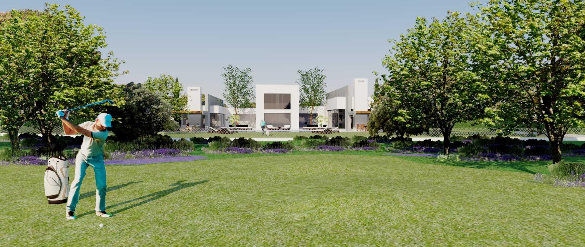 Proyecto de arquitectura para vivienda de uso familiar 8