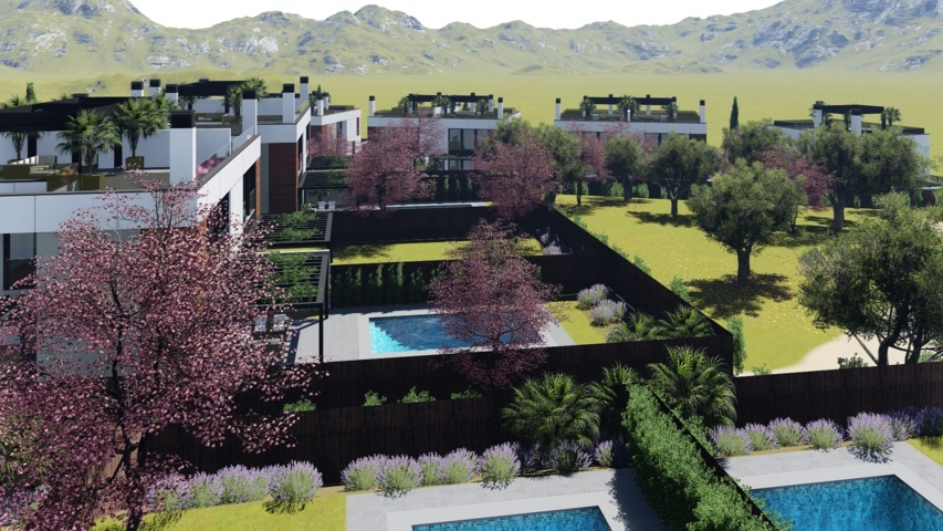 Arquitectos para viviendas unifamiliares colectivas 3