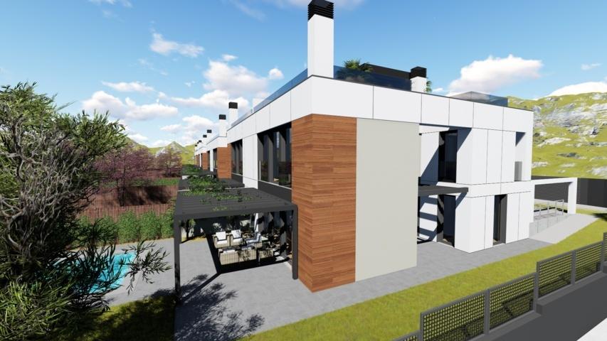 Arquitectos para viviendas unifamiliares colectivas 8