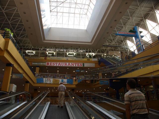 Proyecto Centro comercial La Vega