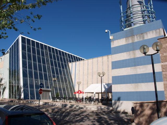 Proyecto Centro comercial La Vega 4