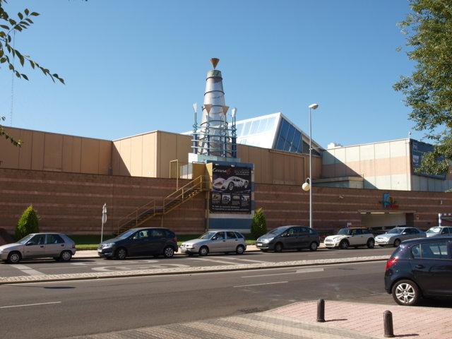 Proyecto Centro comercial La Vega 1
