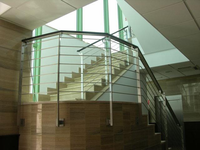 Proyecto arquitectonico edificio Bioclimatico 20