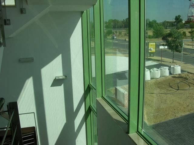 Proyecto arquitectonico edificio Bioclimatico 15