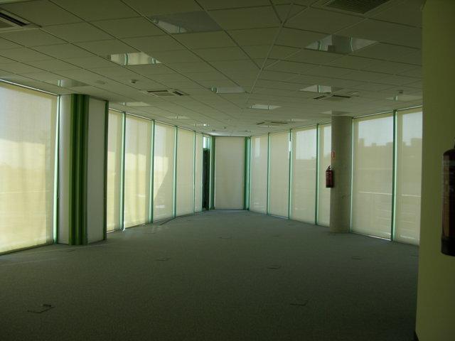 Proyecto arquitectonico edificio Bioclimatico 17