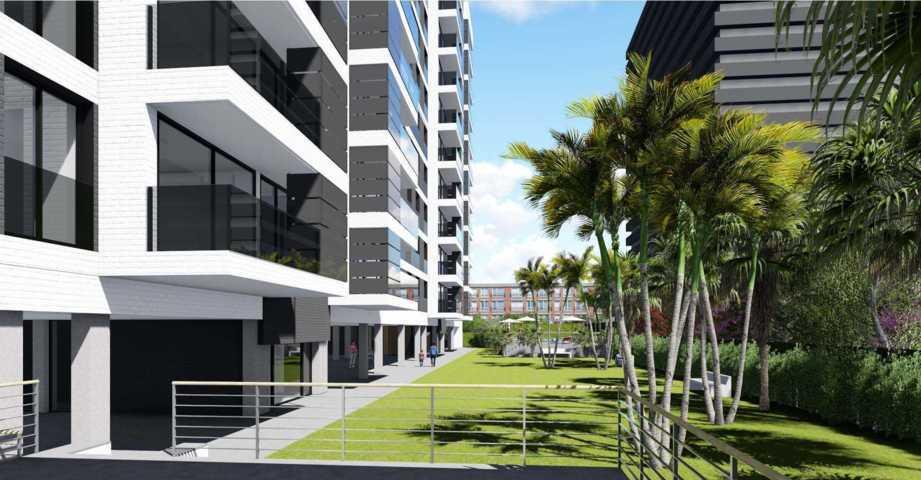 Proyecto arquitectonico urbanización 12