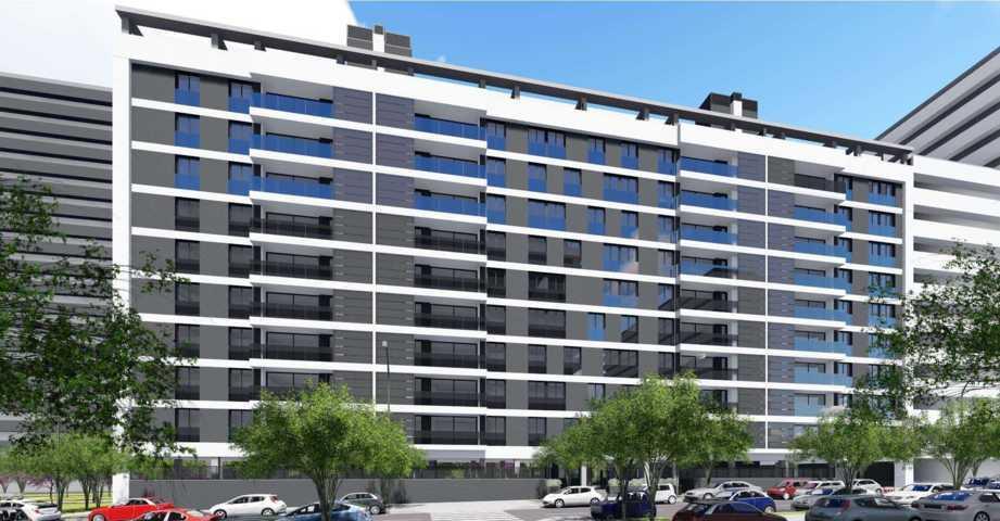 Proyecto arquitectonico urbanización 9