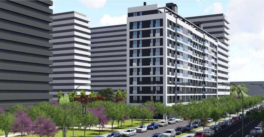 Proyecto arquitectonico urbanización 1