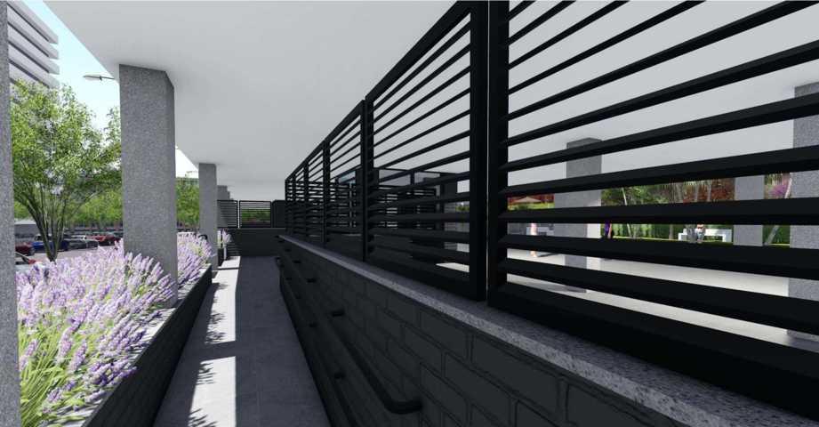 Proyecto arquitectonico urbanización 7