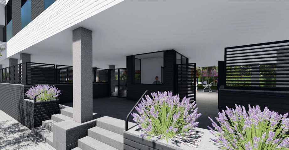 Proyecto arquitectonico urbanización 6