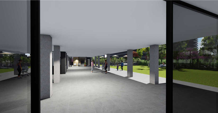 Proyecto arquitectonico urbanización 5