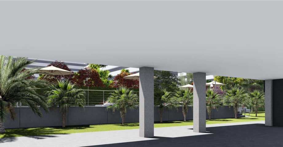 Proyecto arquitectonico urbanización 4