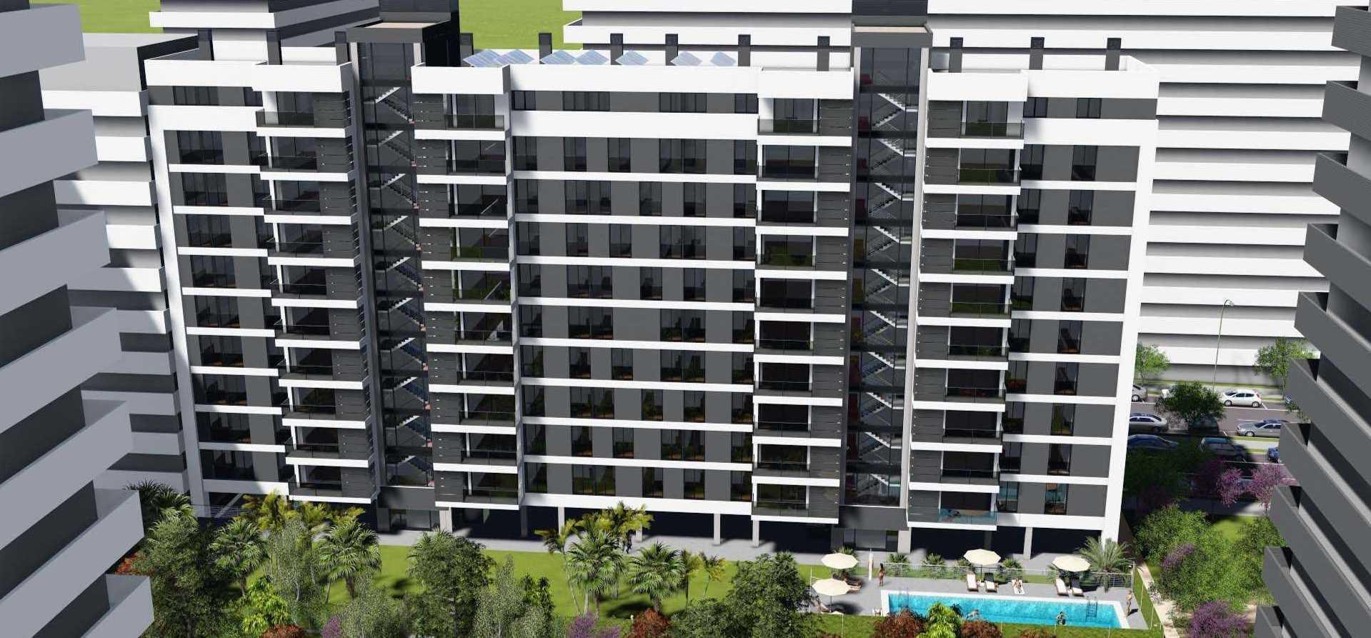 Proyecto arquitectonico urbanización