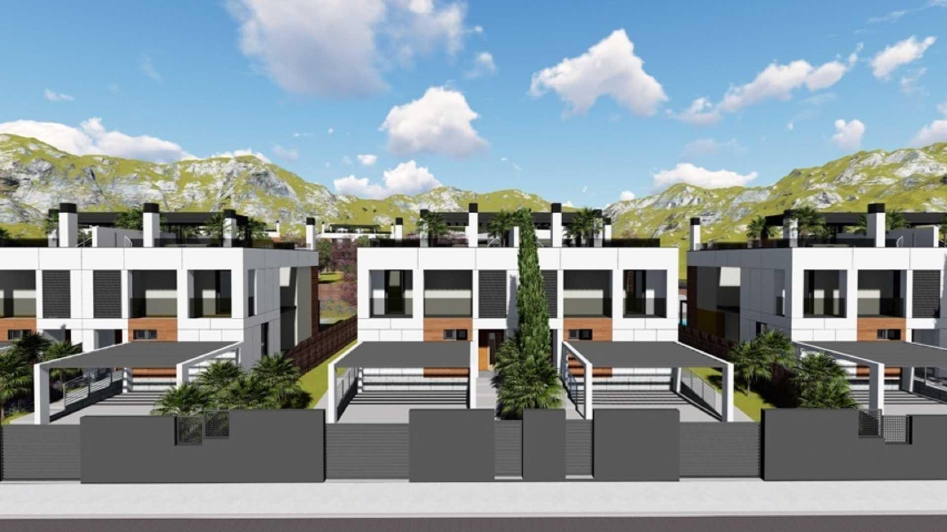 Arquitectos para viviendas unifamiliares colectivas