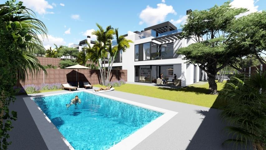 Proyectos de arquitectura viviendas unifamiliares Torrelodones 10