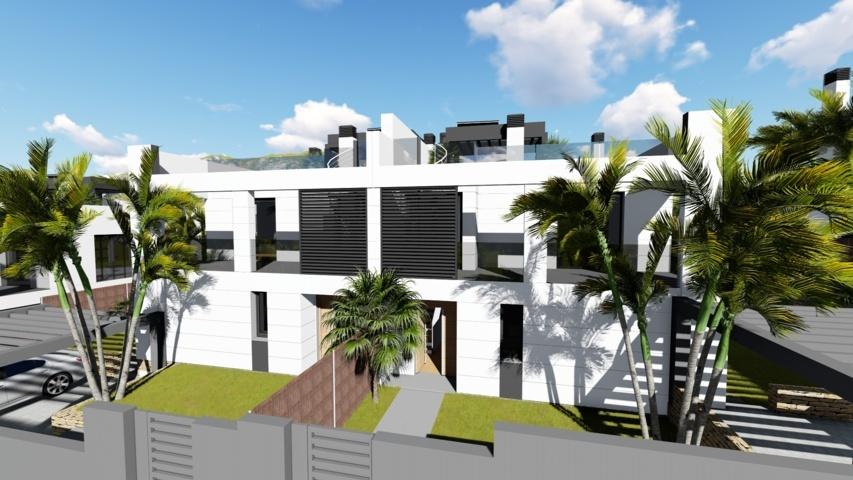Proyectos de arquitectura viviendas unifamiliares Torrelodones 8