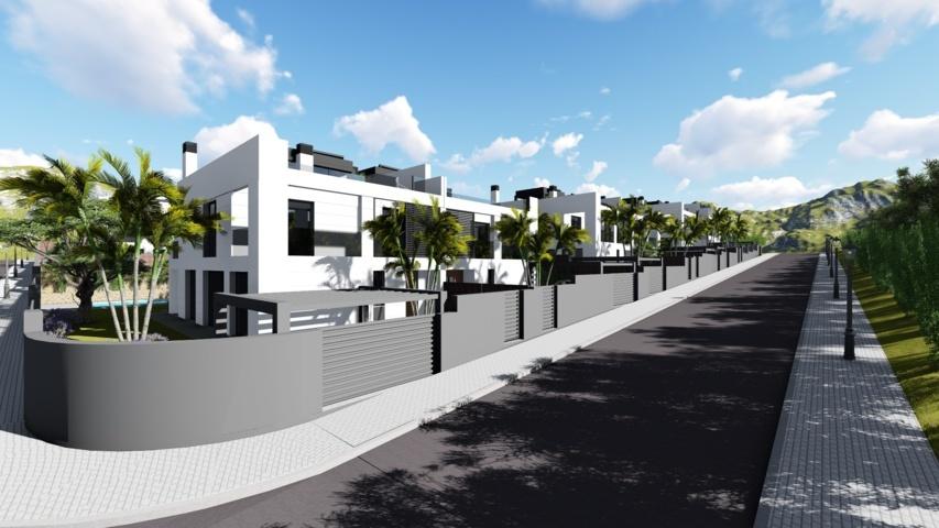 Proyectos de arquitectura viviendas unifamiliares Torrelodones 7