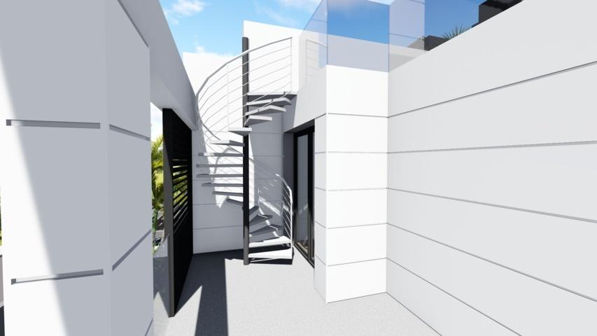 Proyectos de arquitectura viviendas unifamiliares Torrelodones 4